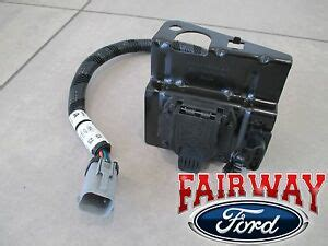 7 Pin 4 Pin Trailer Wiring Harnes by 99 Thru 01 F250 F350 Duty Ford 4 7 Pin Trailer Tow