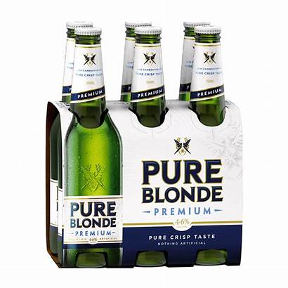 Pure Blonde Beer Australian