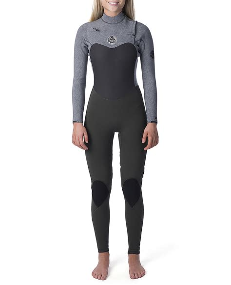Women Flashbomb 3/2 Chest Zip Wetsuit   Womens Steamers ...