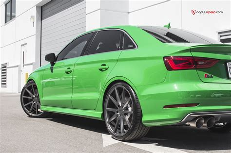 Audi A3 2015 Modified