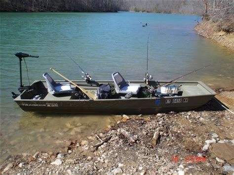 Crappie Fishing Boat Names by Tracker Jon Boats
