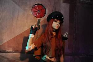 road warrior miss fortune cosplay by leviathant on DeviantArt