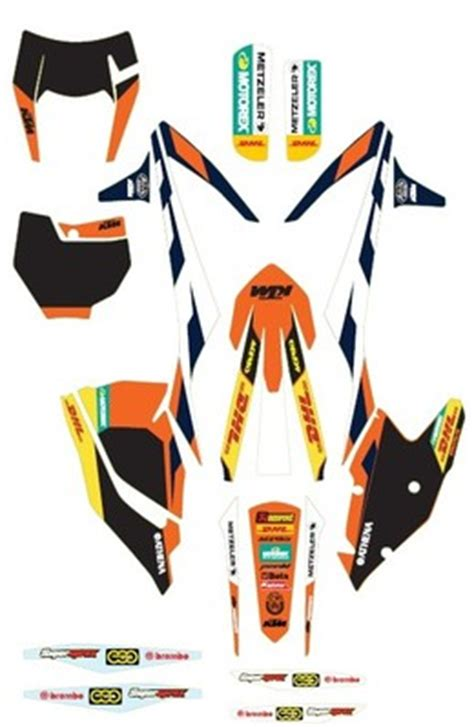 2017 ktm factory enduro graphics available http www aomc mx