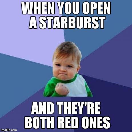 Starburst Meme - star bursting with joy imgflip