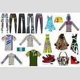 fashion-designs-sketches-models