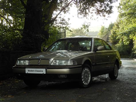 Used 1996 Rover 800 25 V6 Coupe For Sale In Lancashire