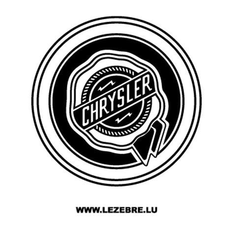 Chrysler Logo by Sticker Chrysler Logo 3