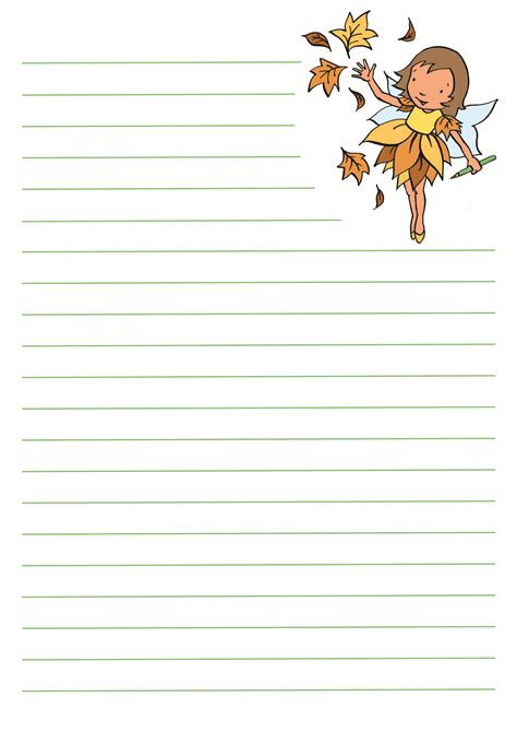 letter template    girl print  matters