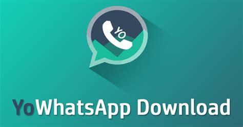 yowhatsapp apk 7 70 latest version free download 2019