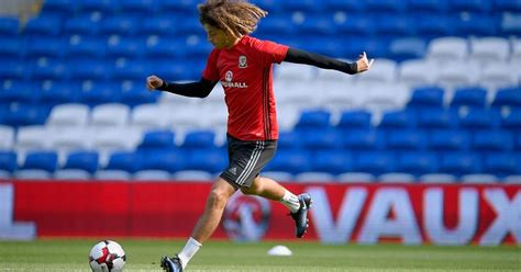 Chelsea and former Exeter City youngster Ethan Ampadu ...