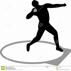 Track Shot Put Clipart - Clipart Suggest