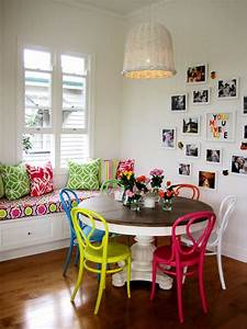 Colourful Modern Interior Design With Vintage Touch