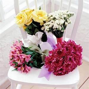 Blumen Bedeutung Hochzeit : brautstrauss blumen f r die braut am hochzeitstag weddix ~ Articles-book.com Haus und Dekorationen