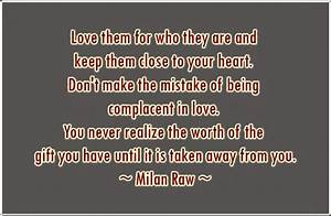 Deep Love Quote... Deep Meaningful Love Quotes