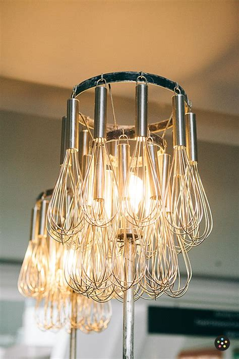 Candle Chandeliers For Cool Ceiling Decorating Ideas Via Homeandgarden 1 by Mind Blowing Light Fixtures Made Of Kitchen Utensils
