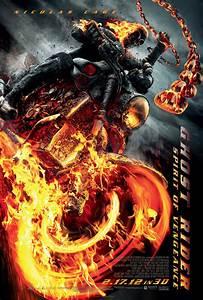 Idris Elba GHOST RIDER 2 SPIRIT OF VENGEANCE and PACIFIC ...