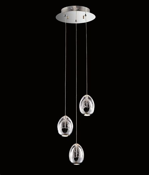 Led Light Pendants With A 15m Drop