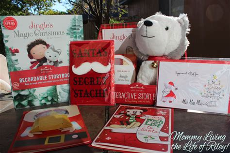 review make the season bright with hallmark recordable
