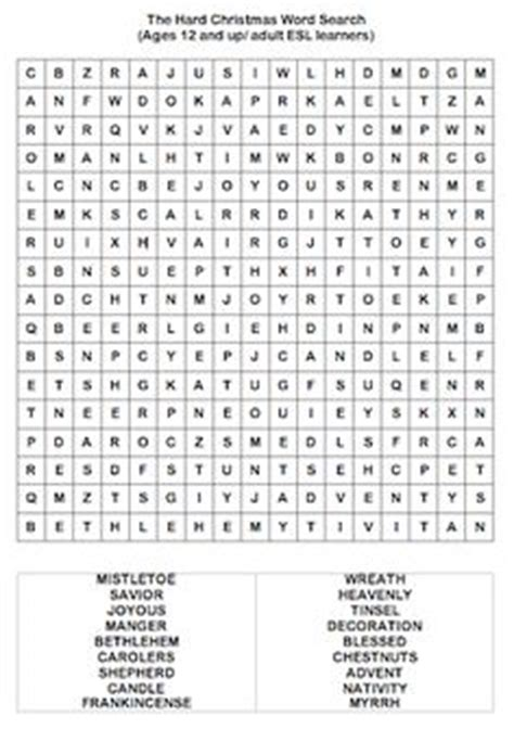 giant christmas word search festival collections