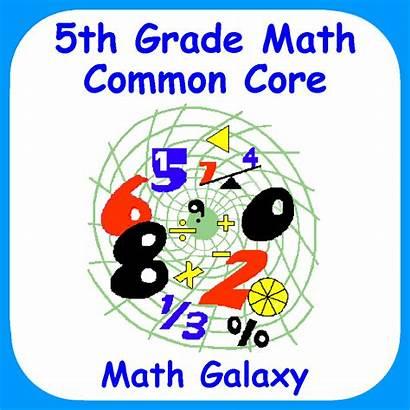 Math Grade 5th 6th Core Common 7th