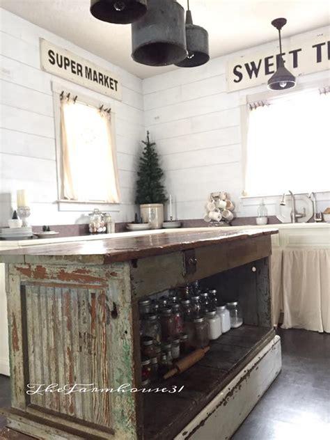 kitchen island vintage antique kitchen islands