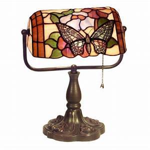 Warehouse of tiffany in butterfly multicolored brown