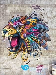 Farid Rueda in Playa Del Carmen, Mexico | Street Art Hub