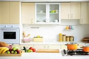 Kleine Küche Einrichten Tipps : kleine k che modern und fr hlich einrichten so geht es ~ Markanthonyermac.com Haus und Dekorationen