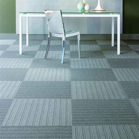 Carpet Tiles Basement Design ? Contemporary Tile Design