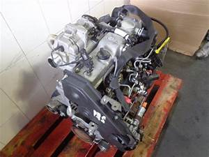 Motor Engine 1 8 Ford Transit Connect 81 Kw  110 Ps Tdci