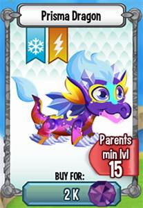 Dragon City: Prisma Dragon | Gameteep