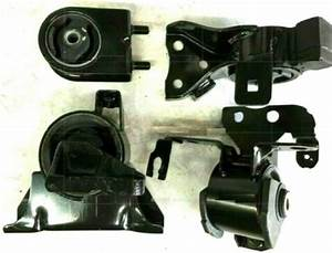4pc Engine  U0026 Trans Mount For 2003 Mazda Protege Mazdaspeed