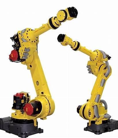 Fanuc Robot Robots Automation Robotics Industrial Transparent