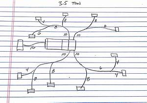 Hvac Duct Layout Drawing