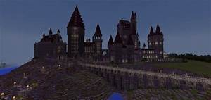 Hogwarts Surrounding Areas WIP Creation Minecraft