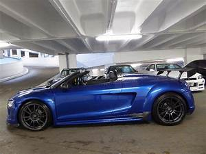 Used 2010 Audi R8 5 2 Spyder Quattro 2dr For Sale In West