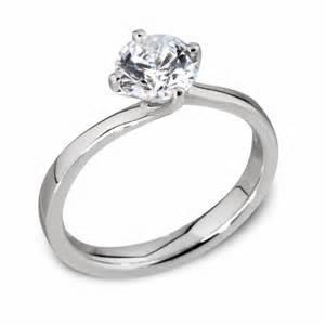 platinum engagement ring settings platinum twisted setting engagement ring