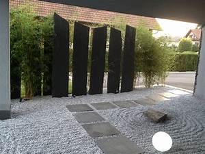 Brise Vue Design : prestations bordures et dallages pierre art tisons sa ~ Farleysfitness.com Idées de Décoration