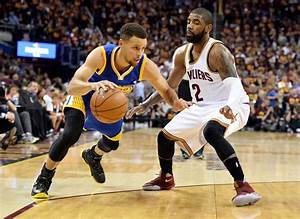 Just How Close Exactly Are Stephen Curry And Kyrie Irving