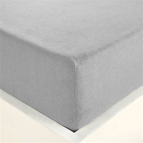 100 brushed cotton thermal flannelette extra deep 14