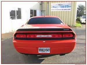 Madness Us Car : dodge challenger srt 8 2008 ~ Medecine-chirurgie-esthetiques.com Avis de Voitures