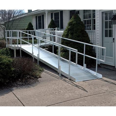 ramp systems  calculating ramp length wheelchair ramp wheelchair ramp design mobile home