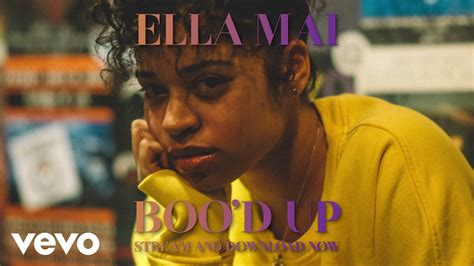 Boo'd Up (audio)