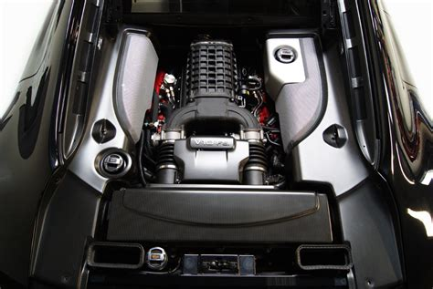 Audi R8 V8 Supercharger by Boostaddict Ess Tuning Copied Vf Engineering S Audi R8