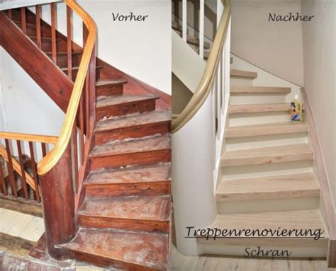 treppenrenovierung holztreppe treppen renovierungen schran