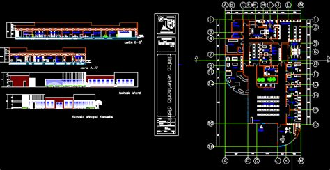 veterinary clinic dwg section  autocad designs cad