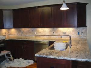 kitchen kitchen backsplash ideas with dark oak cabinets powder room bath contemporary large