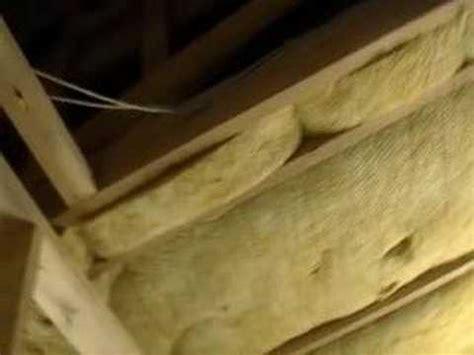 insulation blown cellulose  fiberglass youtube