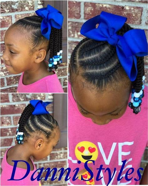 Pictures Of Kid Braided Hairstyles by Hairstyles Kid Braid Styles Braided