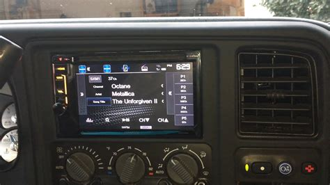 installing wiring  double din stereo head unit